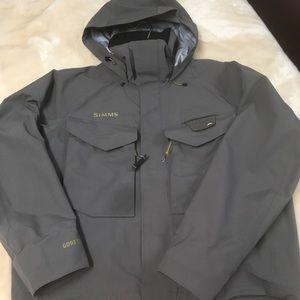 Simms Guide jacket medium